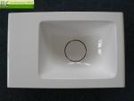 Waschbecken für WC - Polar 46x29 cm