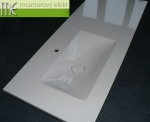 M.E. sro_umyvadlova deska Flexible 60_umyvadlo POLAR 60x31x11 cm
