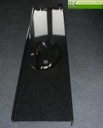 ME sro_umyvadlova deska Flexible 47 umyvadlo fjord 50x37cm_cerny granit obsidian