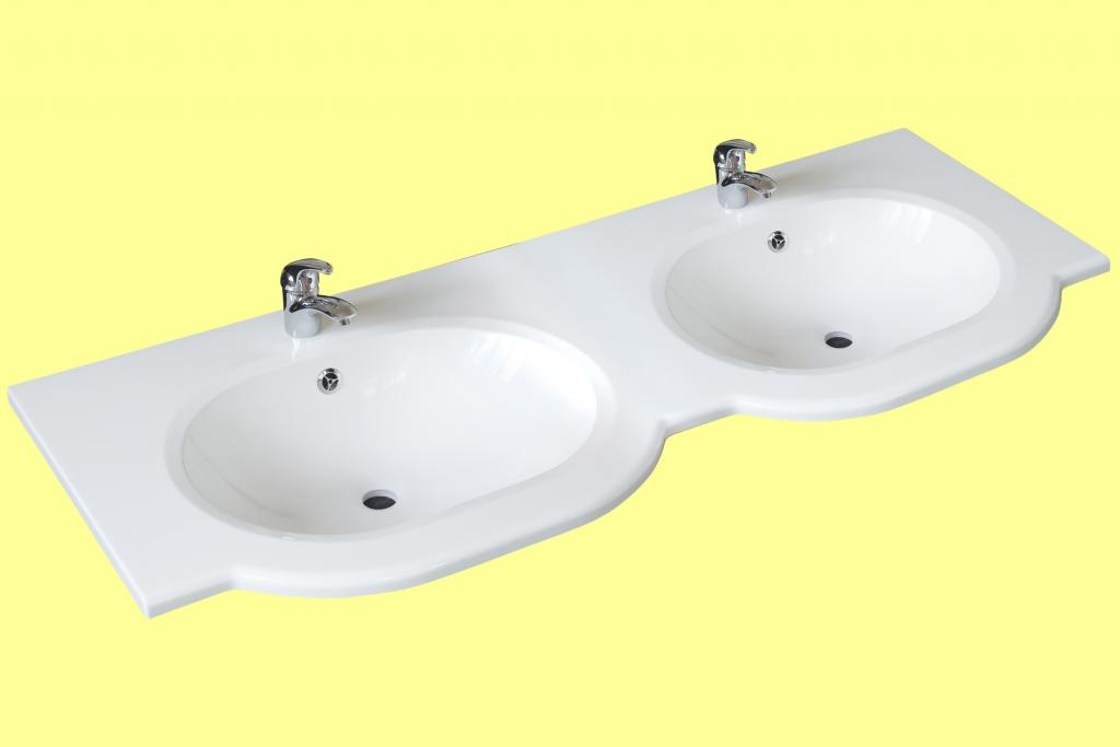 Waschbecken Design Efekta 160 Double